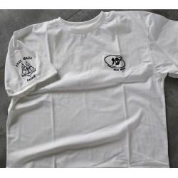 Tee-shirt Blanc KRAVMAGA...