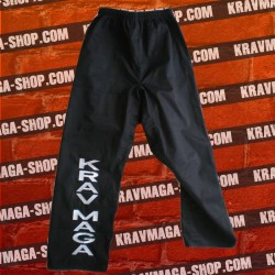 Pantalon brodé KRAVMAGA