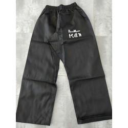 Pantalon Noir de Krav Maga...